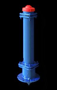 пожарный гидрант чугунный